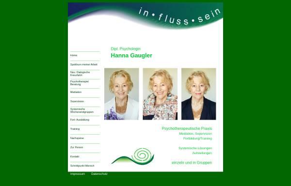 Vorschau von www.hanna-gaugler.de, Hanna Gaugler