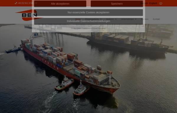 Vorschau von www.benbuchele.de, BEN Buchele Elektromotorenwerke GmbH