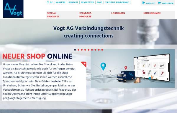 Vorschau von www.vogt.ch, Vogt AG