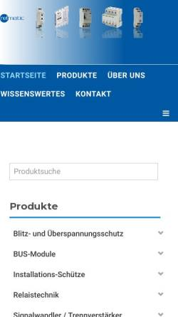 Vorschau der mobilen Webseite www.relmatic.ch, Relmatic AG
