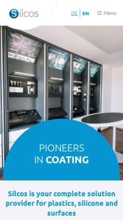 Vorschau der mobilen Webseite www.sity.cc, SiTY GmbH