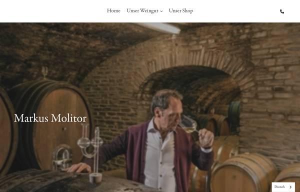 Vorschau von markusmolitor.com, Weingut Markus Molitor