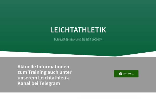Vorschau von leichtathletik-bahlingen.de, Bahlinger SC
