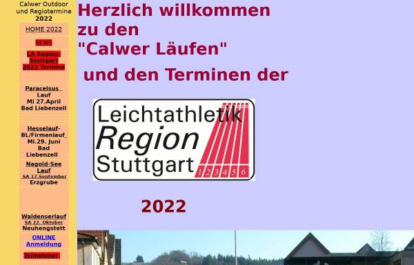 Vorschau von www.lgcalw.de, LG Calw