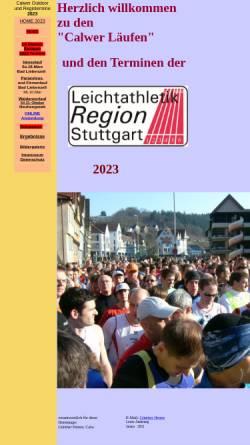 Vorschau der mobilen Webseite www.lgcalw.de, LG Calw