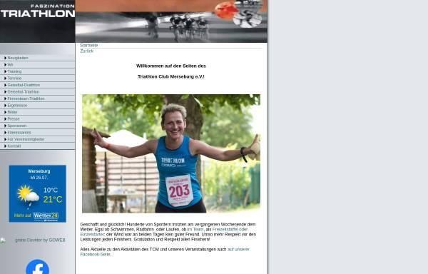 Vorschau von www.braunsbetria.de, SV Braunsbedra e.V. - Abteilung Triathlon