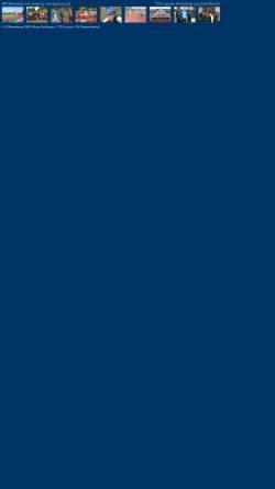 Vorschau der mobilen Webseite www.leunathletics.de, TSV Leuna Leichtathletik