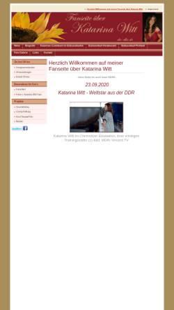 Vorschau der mobilen Webseite www.die-elke.de, Witt, Katarina