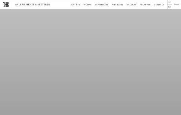Vorschau von www.henze-ketterer.ch, Galerie Henze & Ketterer