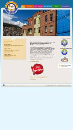 Vorschau der mobilen Webseite www.foerderverein-arco-iris.de, Arco Iris