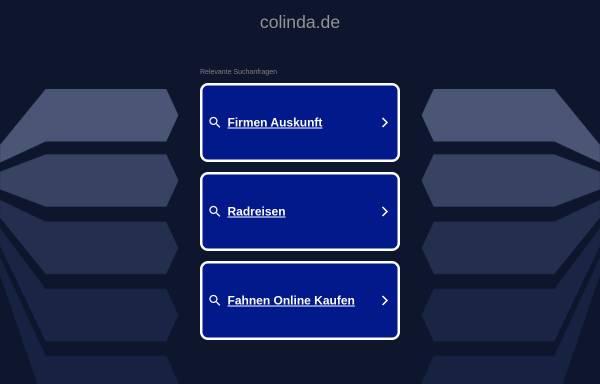 Vorschau von www.colinda.de, Colinda