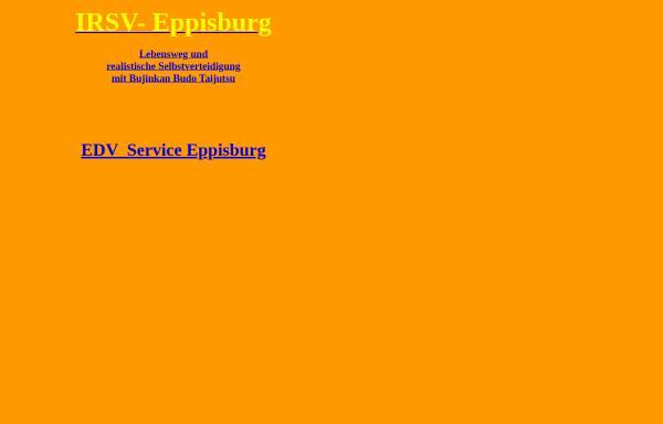 Vorschau von www.irsv-eppisburg.de, Bujinkan Dojo Ninpo Eppisburg
