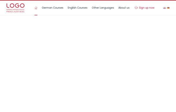 Vorschau von www.logosprachenschule.de, Logo Sprachschule in Berlin