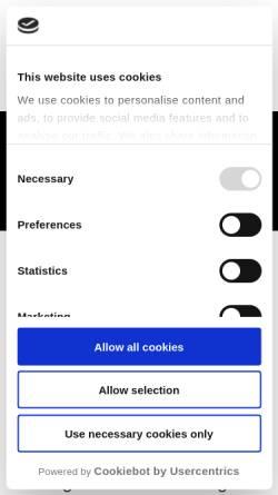 Vorschau der mobilen Webseite www.ft-consult.com, FT Consult Unternehmensberatung GmbH