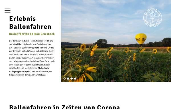 Vorschau von www.ballonhafen.de, Ballonhafen