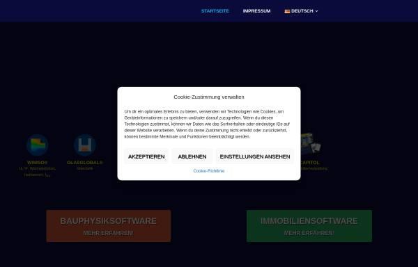 Vorschau von www.sommer-informatik.de, Sommer Informatik GmbH