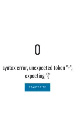 Vorschau der mobilen Webseite www.diestatiker.de, Die Statiker - EnEV-Vergleich