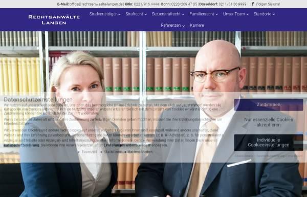 Vorschau von www.rechtsanwaelte-langen.de, Langen, Rechtsanwälte