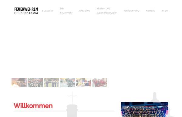 Vorschau von www.feuerwehr-rembruecken.de, Freiwillige Feuerwehr Rembrücken
