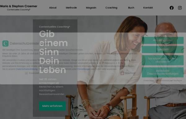 Vorschau von www.coaching-gmbh.de, Coaching GmbH