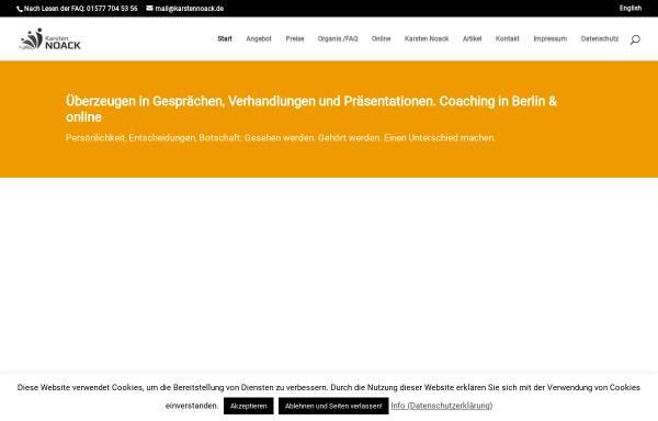 Vorschau von www.karstennoack.de, Karsten Noack