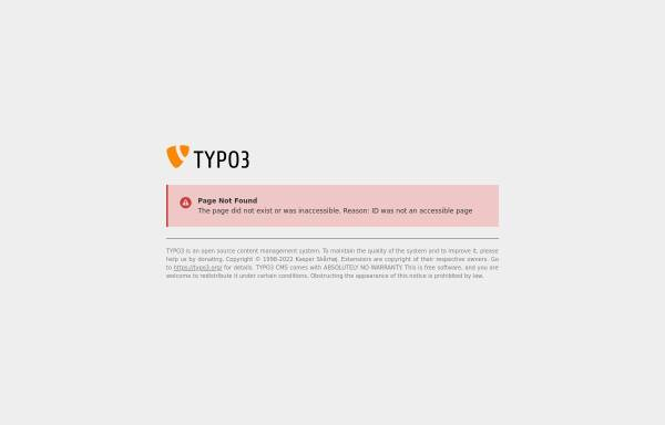 Vorschau von www.fleischerei-bg.de, Fleischerei-Berufsgenossenschaft [FBG]