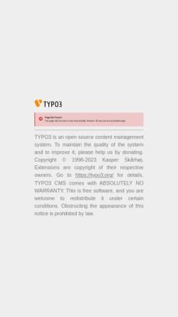 Vorschau der mobilen Webseite www.fleischerei-bg.de, Fleischerei-Berufsgenossenschaft [FBG]