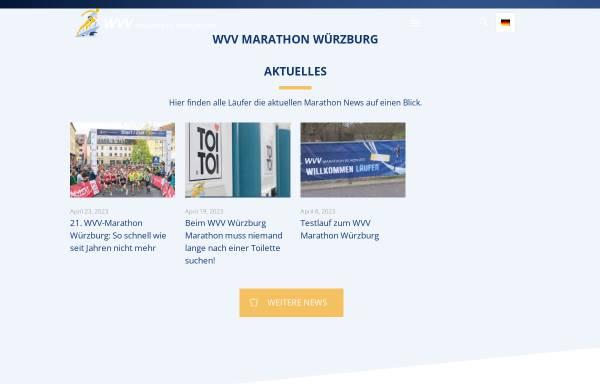Vorschau von www.wuerzburg-marathon.de, Stadtmarathon Würzburg e.V.