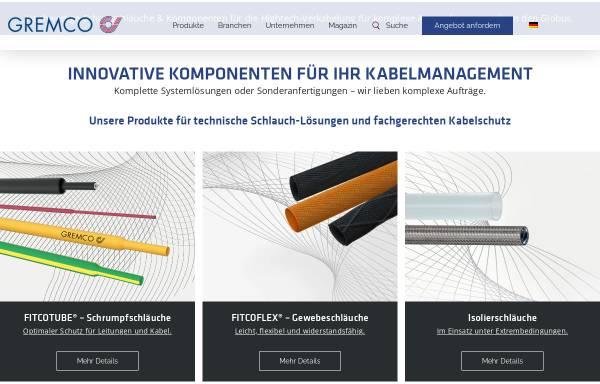 Vorschau von www.gremco.de, Gremco GmbH