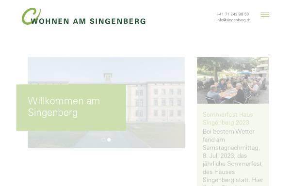Vorschau von buergerspital.ch, Bürgerspital St.Gallen