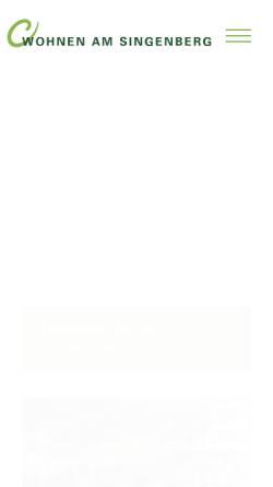 Vorschau der mobilen Webseite www.buergerspital.ch, Bürgerspital St.Gallen
