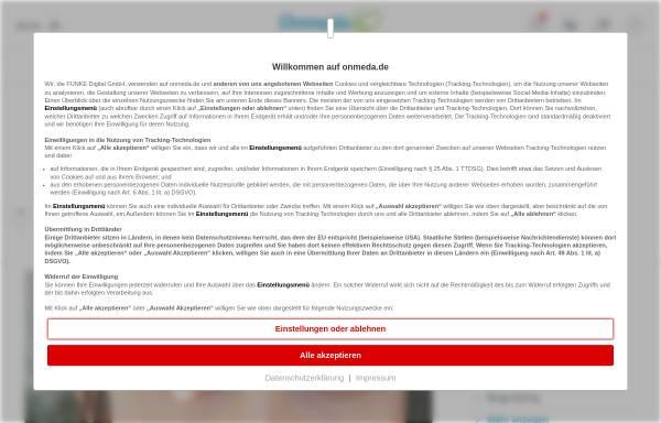 Vorschau von www.onmeda.de, Onmeda: Multiple Persönlichkeitsstörung