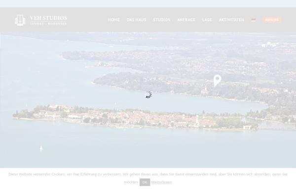 Vorschau von www.zimmer-lindau-bodensee.com, VEH Studios