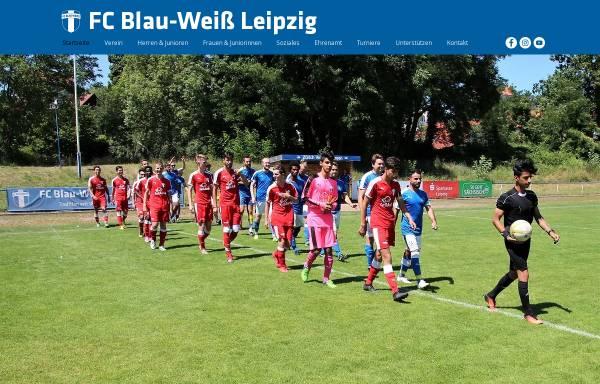 Vorschau von www.bwleipzig.de, VfK Blau-Weiß Leipzig e.V.