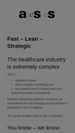 Vorschau der mobilen Webseite www.bluthochdruck.de, Gesund bleiben - Bluthochdruck