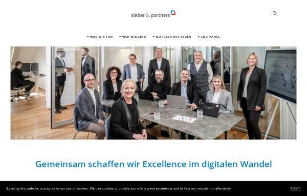 Vorschau von sieberpartners.squarespace.com, Dr. Pascal Sieber & Partners AG