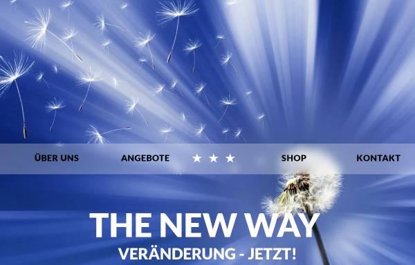 Vorschau von www.thenewway.ch, The New Way - Training und Beratung