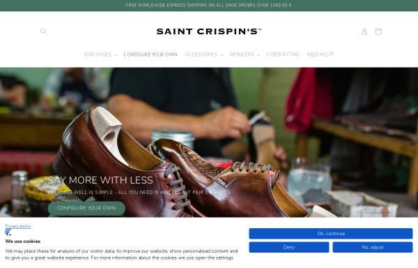 Vorschau von www.saintcrispins.com, Rollig & Co. KEG