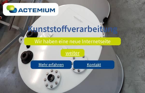 Vorschau von www.kunststoffverarbeitung-buettner.de, Kunststoffverarbeitung Büttner GbR