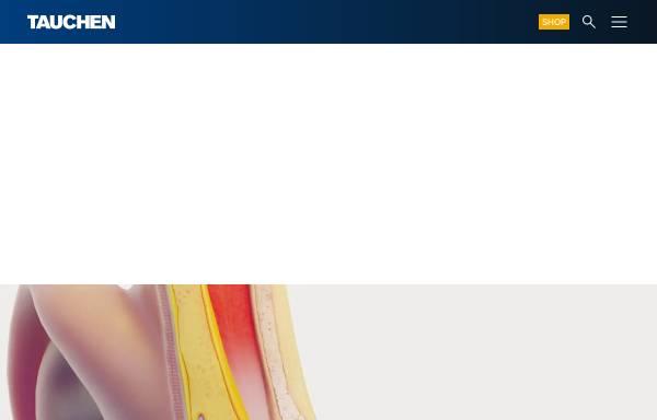 Vorschau von www.tauchen.de, Tauchen.de
