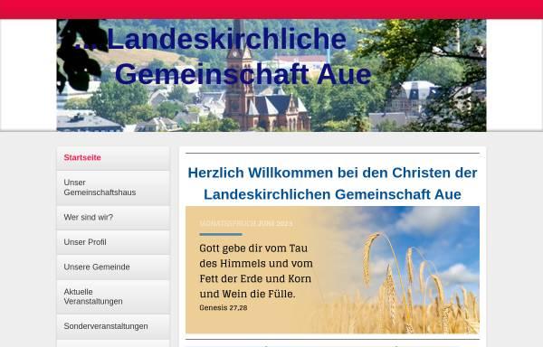 Vorschau von lkg-aue.jimdo.com, LKG Aue in Sachsen