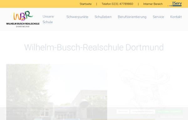 Vorschau von www.wbr-do.de, Wilhelm Busch Realschule