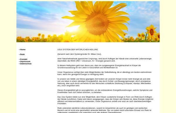 Vorschau von www.klang-und-energie.de, Gudrun Keimig
