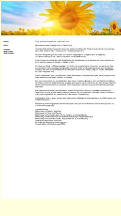 Vorschau der mobilen Webseite www.klang-und-energie.de, Gudrun Keimig