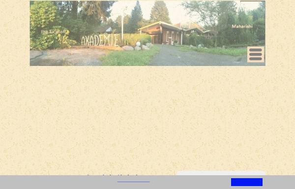 Vorschau von www.ilse-eickhoff-akademie.de, Ilse-Eickhoff-Akademie Bremen-Blumenthal