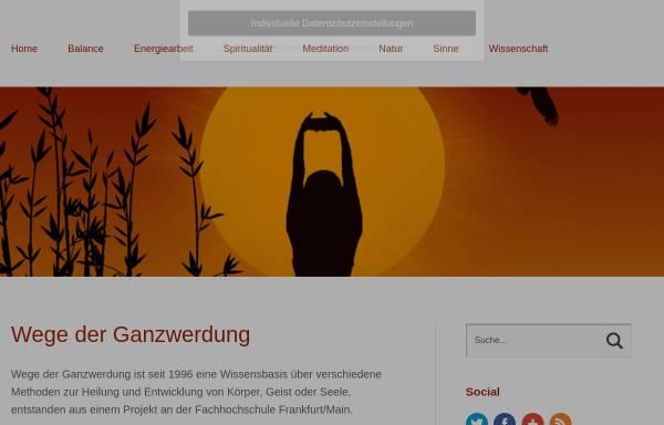 Vorschau von www.lichtinfo.net, Lichtinfo - Spirituelles im Internet - Joachim Nickel