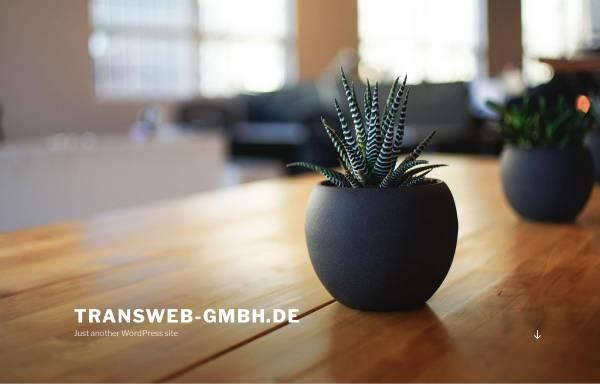 Vorschau von www.transweb-gmbh.de, Transweb GmbH - Weiterbildung und Beratung
