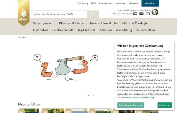 Vorschau von www.ulmer.de, Grüner Markt
