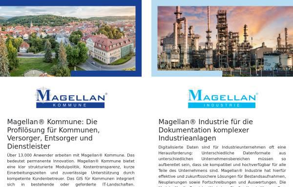 Vorschau von geoinform.de, Geoinform AG