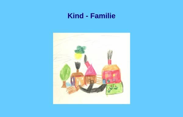 Vorschau von www.kind-familie.de, Kind und Familie - Beratung und Information